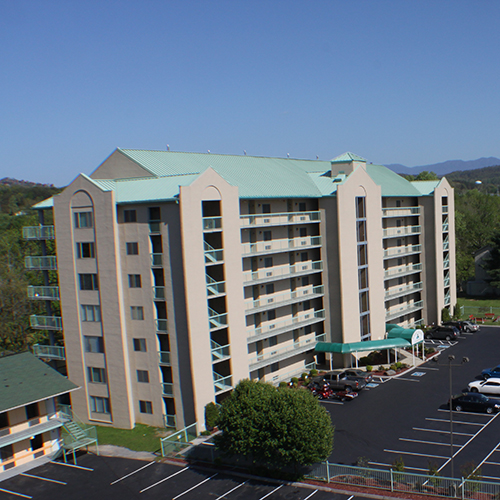 river place condos pigeon forge tennessee